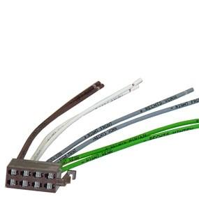 Autoradio Adapter ISO Lautsprecher mit leeren Kabelenden
