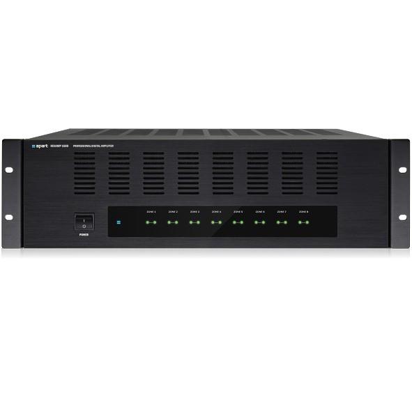 16Kanal Verstärker REVAMP1680 digital Class-D Lüfterlos