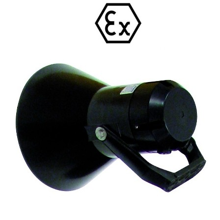 EX geschützter Lautsprecher 20W 100V HP20EExIINT