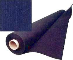 Boxenteppich Rolle 45,75qm - 1,83x25m - Ocean Blau