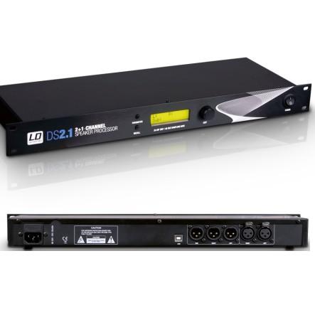 Lautsprecher Aktiv DSP Controller 3 Kanal DS2.1