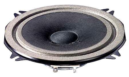 FR12 40W 4ohm Lautsprecher 130mm Superflach 28mm