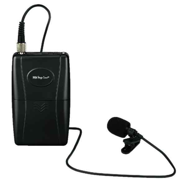 Zubehör Funksender mit Ansteckmikrofon TXS820LT zu TXA500 TXA840 TXA860