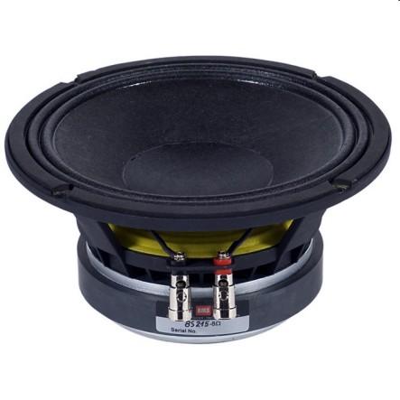 205mm 8zoll Bass Tieftöner Mitteltöner 300W 8ohm BMS8S215L