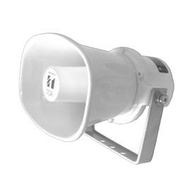 Druckkammerlautsprecher Trichterlautsprecher SC610M 15W ELA