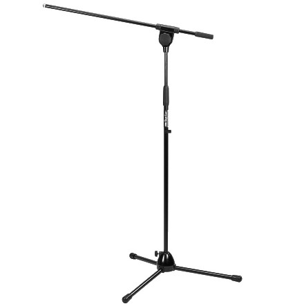 Mikrofonstativ Stativ hochwertige Stahlausführung 105-106cm