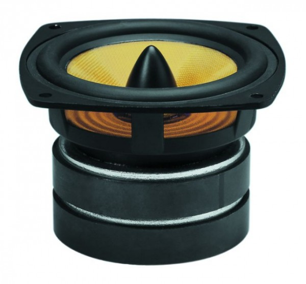 116mm Mitteltöner Bassmitteltöner 120W 8Ohm SPH102KEP