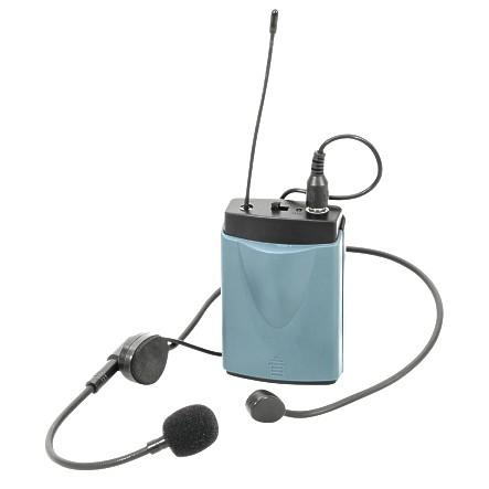 Zubehör Headset mit Taschensender zur Musikanlage 84-755-01700