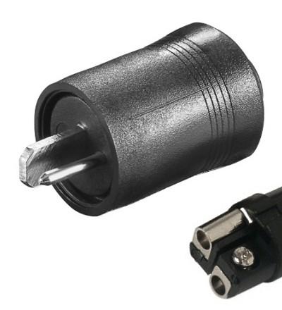 Lautsprecherstecker Schraubversion DIN41529
