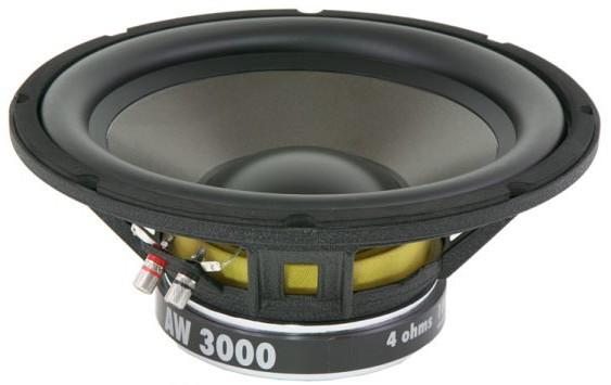 315mm 12zoll 180/450W 4hm Basslautsprecher AW3000