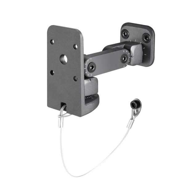 Lautsprecherhalter Wandhalter bis 10Kg SUWMB10 Black