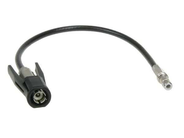 Autoradio Antennen Adapter Kabel Adapterkabel WICLIC AK72 SMB male