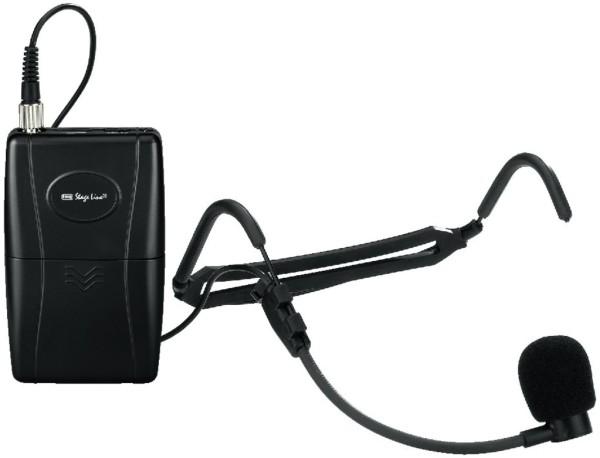 Zubehör Taschensender Belt Pack mit Headset Mikro TXS-820SX pass zu TXA500 TXS840 TXS840