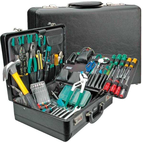 Technikerkoffer Servicekoffer Werkzeug Koffer Elektro Elektronik