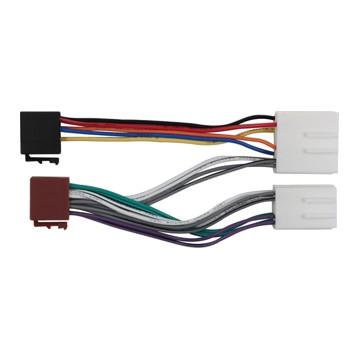 Autoradio Adapter ISO Volvo Adapter