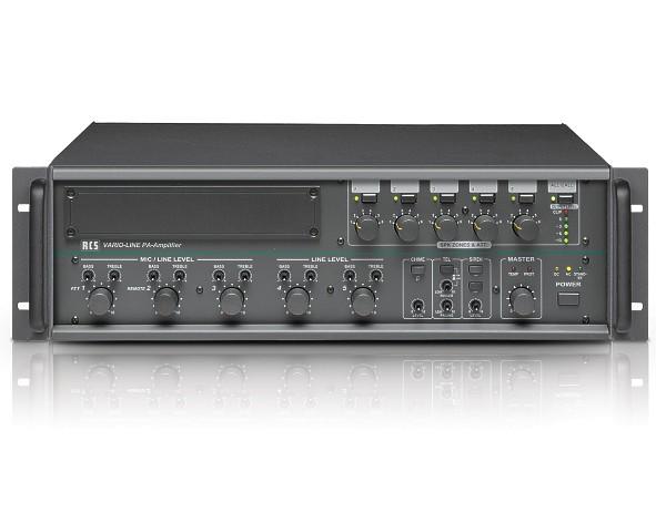 ELA Verstärker 5Zonen ELA Zentrale 120/200W VLA120C