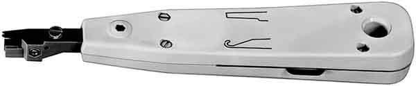 LSA Anlegewerkzeug Auflegewerkzeug mit Schneider