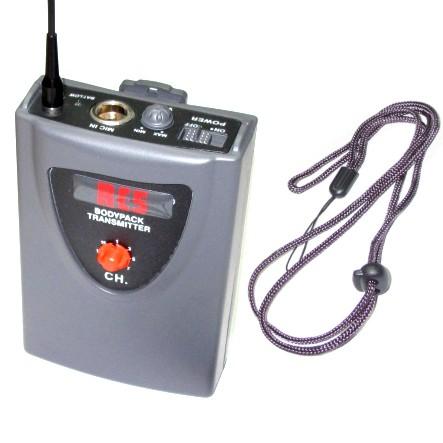 Zubehör Taschensender Funk UB016 zu WPP050