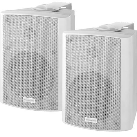 Aktiv Lautsprecher 2x40W max MKA-50SET/WS