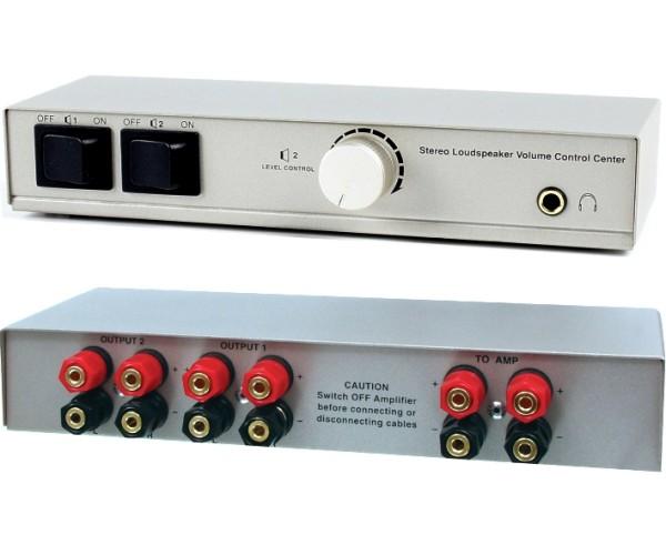 Lautsprecher Schaltpult und Regelpult max 240W