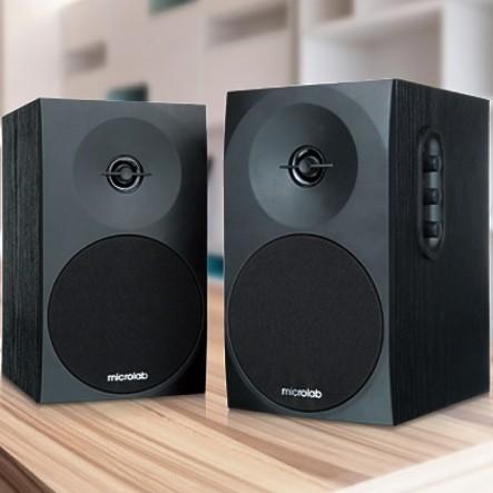 Aktiv Lautsprecher 60W HiFi Lautsprecher Boxen