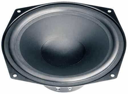 WS20E 120W 8ohm HiFi Tieftöner 207mm Bass 1056