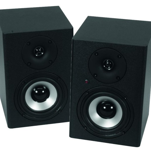 Aktiv Lautsprecher 2x30W PME4 HiFi- Studio- Multimedia Lautsprecher Boxen