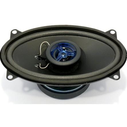 Autolautsprecher oval 4x6 2-Wege 153x97mm 50 Watt