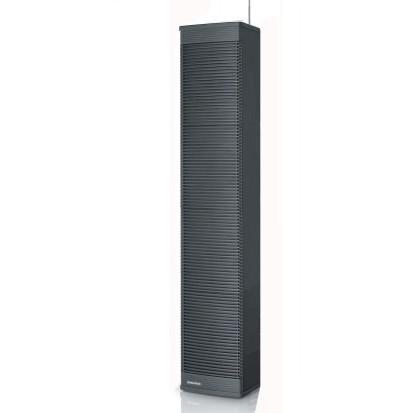 Funklautsprecher 120W Aktiv mit 1-Kanal Funkempfänger Schwarz