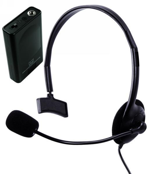 Zubehör Headset mit Taschensender zur Musikanlage 88-830-00295