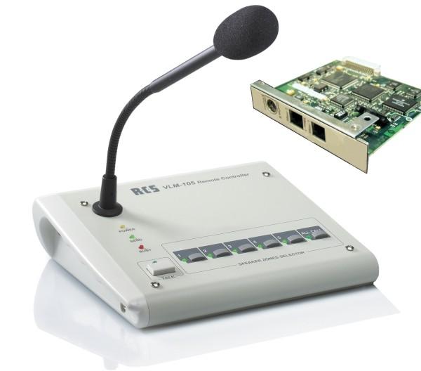 VLM105 Mikrofon Sprechstelle VLM105 mit Steuerplatine
