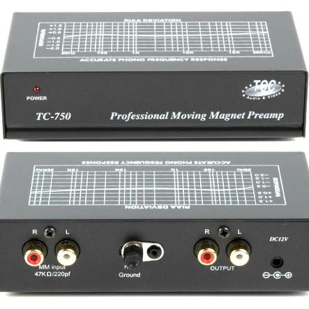 Vorverstärker nur für Plattenspieler Phono oder Mikrofon