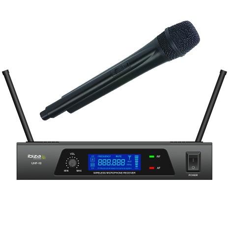 Funkmikrofon Set 863Mhz