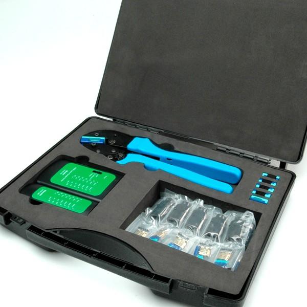 HDMI Stecker Konfektion Technikertasche Do-It-Yourself Koffer