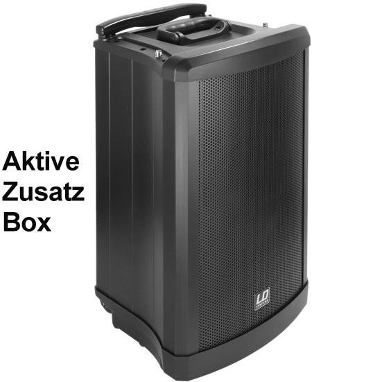 Zusatzbox Aktiv Lautsprecher zu Roadman 102