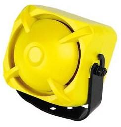 12V Sirene 12V 6-14V Wasserresistent HighPower Signalgeber Alarmgeber