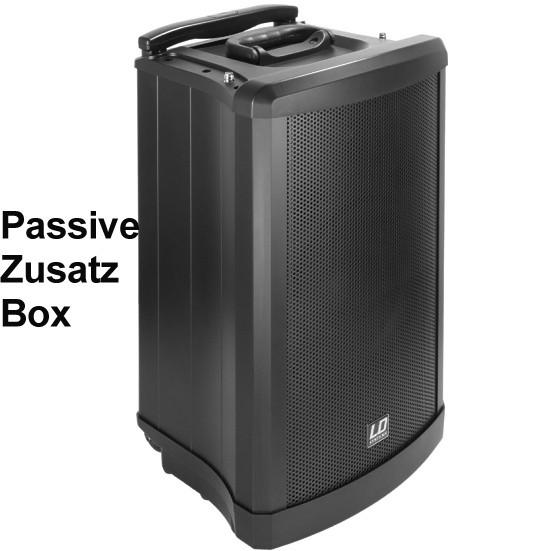 Zusatzbox passive Box zu Roadman 102