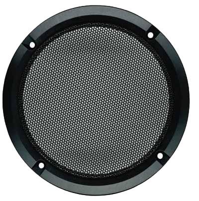 Lautsprecherabdeckung 152mm mit Feingitter FR12 (2062)