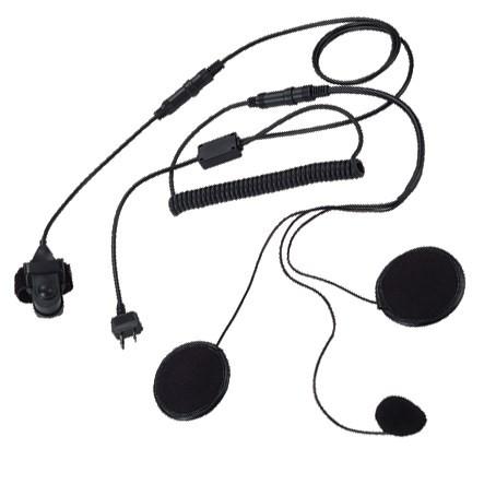 Helmsprechset MHS450 für LPD PMR Handy