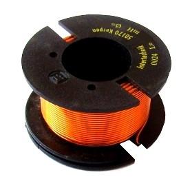 Spule 0,18mH 1,4mm Draht 0,11R 55x30mm Luftspule