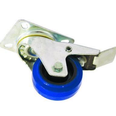 Rolle Lenkrolle 80mm mit Bremse Transportrolle