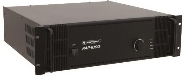 ELA Verstärker PAP-1000 (230V) 1000/1500W