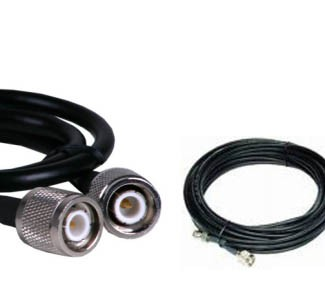 10m TNC Kabel mit 2x TNC Stecker