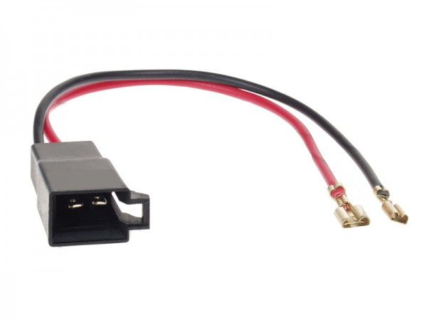 Autoradio Adapter Lautsprecher zu VW Renault Seat Opel