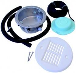 Unterwasserlautsprecher AQ1000 für Folienbecken mit E-Topf