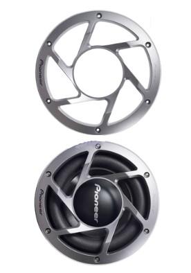 Lautsprecherabdeckung UD-G255 286mm für 250mm Subwoofer