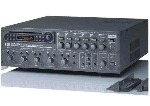 ELA Verstärker 5Zonen 240/360W VLA240C