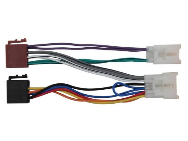 Autoradio Adapter ISO für TOYOTA LEXUS Daihatsu