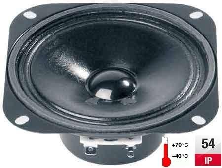 R10SC 30Watt 4Ohm 102 x 102mm Lautsprecher (2040)