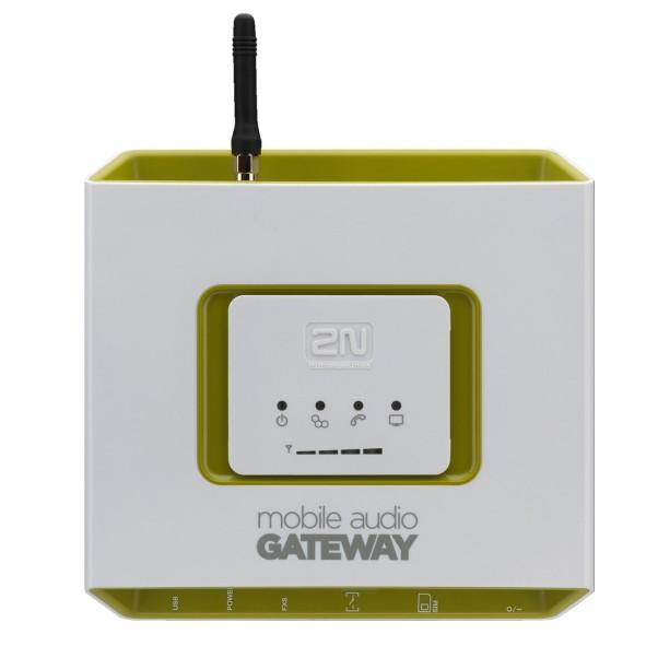GSM Handy Durchsage auf Lautsprecher Anlage Audio-Gateway